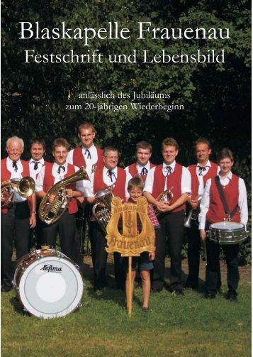 Teil 1 - Blaskapelle Frauenau