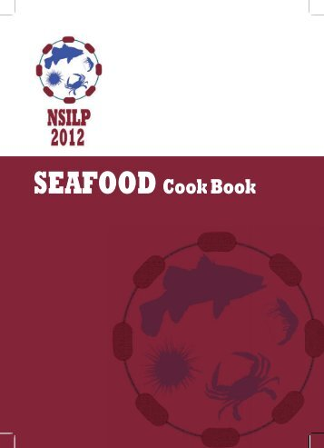 SEAFOOD Cook Book - Sustainable Seafood Stories