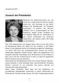 Jahresbericht 2003 - Stapferhaus Lenzburg - Seite 5