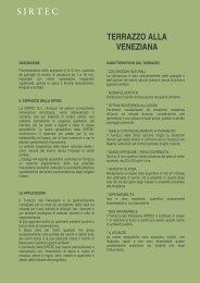 ST veneziana ita 110 - Sirtec