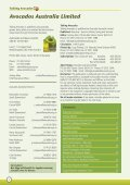'Hass' and its Family - Avocados Australia - Australian Avocados - Page 2