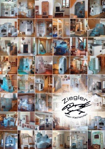 Katalog - Ziegler Ofen