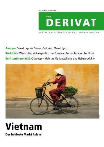 emittentenporträt: citigroup - Das Investment