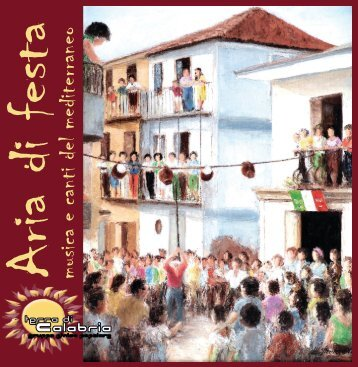 musica e canti del mediterraneo - Terra di Calabria