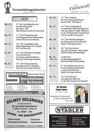 HELMUTHOLZBAUER - Fuerstenzell.de