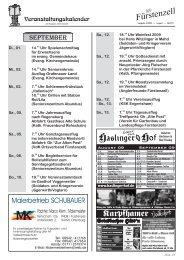 MK - Fuerstenzell.de