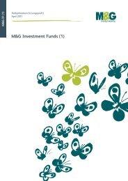 M&G European Fund - Skandia Lebensversicherung AG