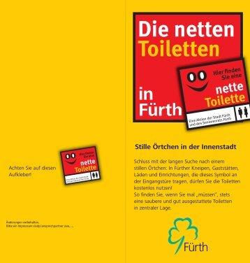 Die netten Toiletten (0,87 MB) - Stadt Fürth