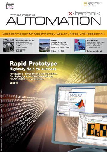 Rapid Prototype Highway No.1 to success - x-technik