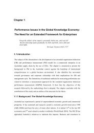 Chapter 1 Performance Issues in the Global Knowledge ... - Read