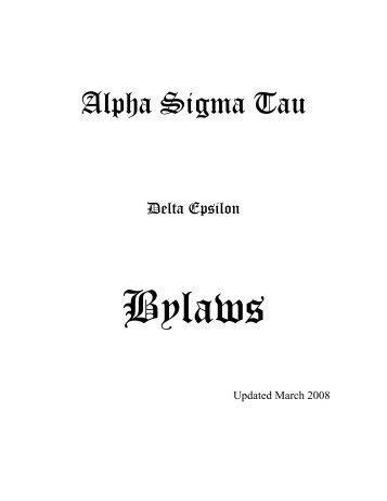 Alpha Sigma Tau - Marist Clubs and Organizations - Marist College