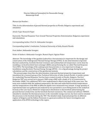 Elsevier Editorial System(tm) for Renewable Energy Manuscript ...