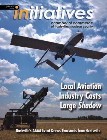 June 2011 - Huntsville/Madison County Chamber of Commerce