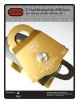 """3"""" Prusik Minding Pulley (PMP) Series - Rescue Response Gear - Page 2"""
