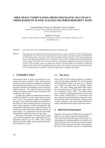 View - Computer Vision and Robotics Research