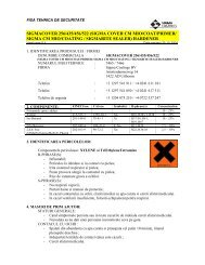 0816 Sigmacolor Flat - SIGMA PAINTS