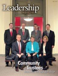 December 2011 Leadership magazine - Leadership Huntsville ...