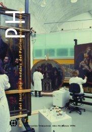 0001INDICE 14 - IAPH. Instituto Andaluz del Patrimonio Historico