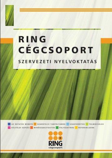 RING CÉGCSOPORT