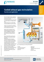 SI 0108 - Cooled exhaust gas recirculation - MS Motor Service ...