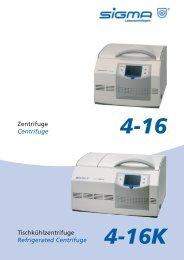 Tischkühlzentrifuge Refrigerated Centrifuge Zentrifuge Centrifuge