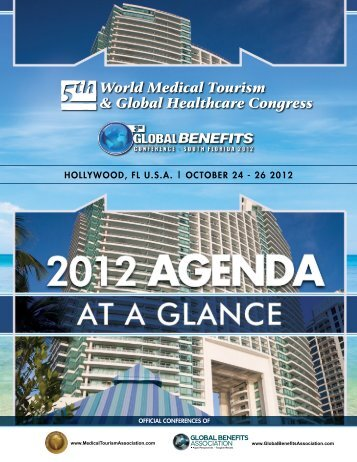 Hollywood, Fl U.S.A. | oCToBER 24 - 26 2012 - World Medical ...