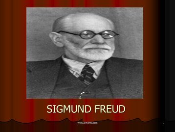 SIGMUND FREUD - Similima
