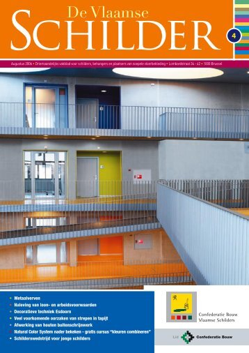 Vlaamse SchilderAugustus_2006.pdf - Magazines Construction ...