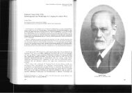 Sigmund Freud (1856—l939): - Universität Leipzig