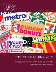 December 2012 | DOWNLOAD PDF - Center for an Urban Future