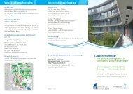 Download Flyer - Klinik für Orthopädie und Unfallchirurgie der ...