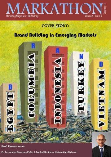 Brand Building in Emerging Markets - IIM Shillong