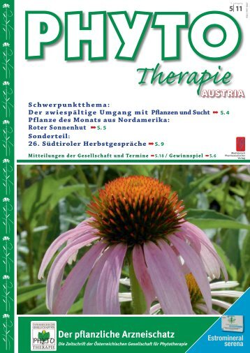 Therapie - phytotherapie.co.at