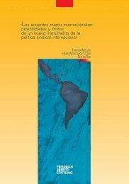 Los acuerdos marco internacionales - Bibliothek der Friedrich-Ebert ...