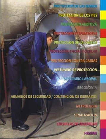 Descargar catalogo en pdf - Alar Protección