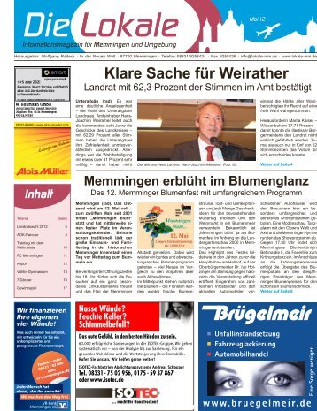 Download 05 Mai - Lokale Zeitung Memmingen