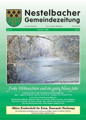 Nestelbacher - Nestelbach im Ilztal