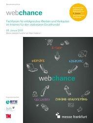 Fachforum für erfolgreiches Werben und Verkaufen im Internet für ...