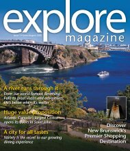 Explore Magazine, June-August Issue - East Point Shopping