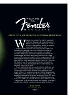 My Fender Mag - Page 3