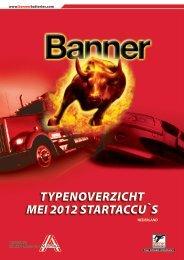 www.bannerbatteries.com NEDERLAND
