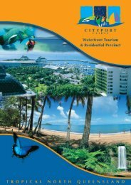 Precinct 3 - Far North Queensland Ports Corporation Limited