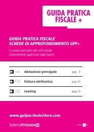 GUIDA PRATICA FISCALE + - Shopping24 - Il Sole 24 Ore