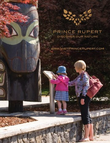 Download PDF Visitor Guide - Tourism Prince Rupert
