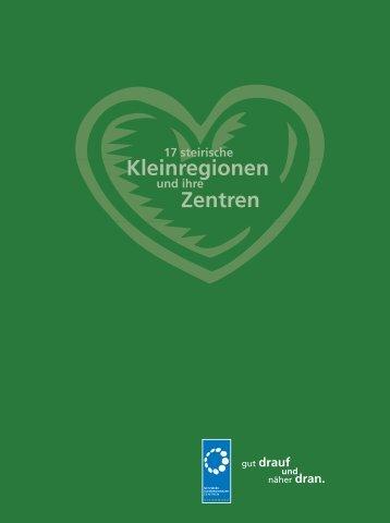 Kleinregionen Zentren - KRZ Verein