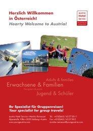 Erwachsene & Familien - Young Austria
