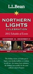 Northern lights - L.L. Bean