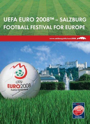 UEFA EURO 2008™– SALZBURG - UEFA EURO 2008 Weblog ...