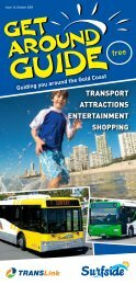 TRANSPORT ATTRACTIONS ENTERTAINMENT SHOPPING ...