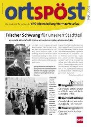 Download OrtSPÖst Alpensiedlung / Herrnau ... - SPÖ Salzburg